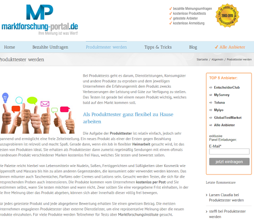 Marktforschung-Portal.de
