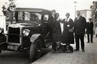 Photo: 1930 Chevrolet verhuurauto-taxi Willemsen