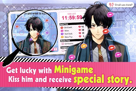 Guard me, Sherlock! – otome game App Download For Android and iPhone 7