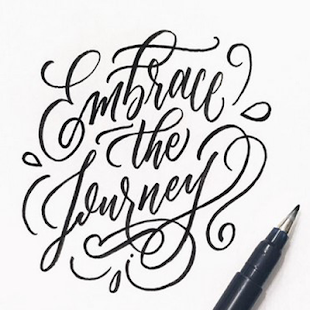 Best Hand Lettering - náhled