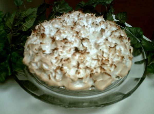 Creamy Coconut Cream Pie Recipe