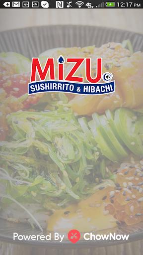 Mizu Sushirrito and Hibachi ss1