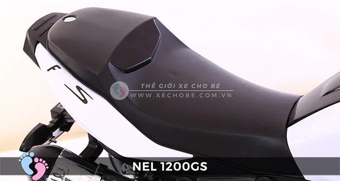 Moto điện 3 bánh cho bé NEL-1200GS 21