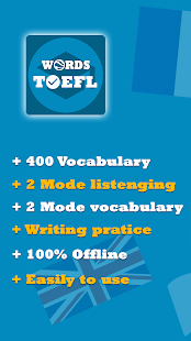 TOEFL Essential Words - náhled