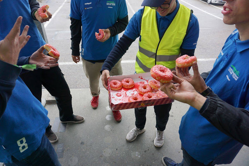 iESC 2018 - A quick snack