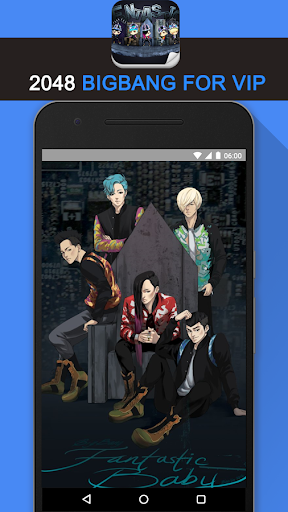 2048 BIGBANG KPop Game for PC