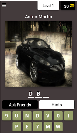 Name The Most Wanted Quiz 3.2.6z screenshots 1