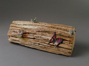 Photo: Nature's Contrasts Tim Heil, turner Julia Lund, beadmaker