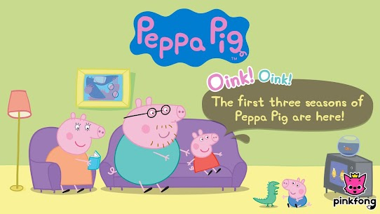 Peppa Pig 1~3 : Videos for kids & Coloring 1