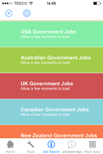 Government Jobs- screenshot thumbnail
