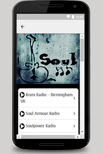 free soul music - náhled