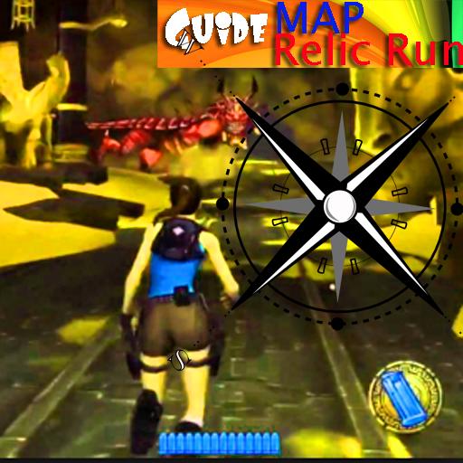 Tips Maps Croft Relic Run