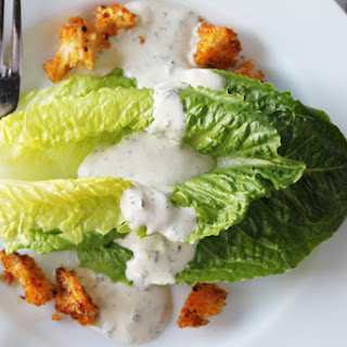 Goat Cheese Buttermilk Dressing