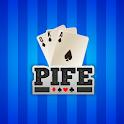 Pife - Online e Offline - Jogo de Cartas icon