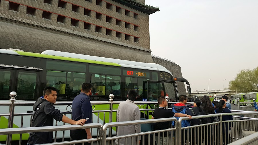 Великая Китайская Стена. Все участки