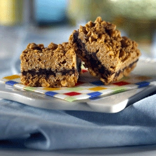 Crunchy Fudge Sandwiches