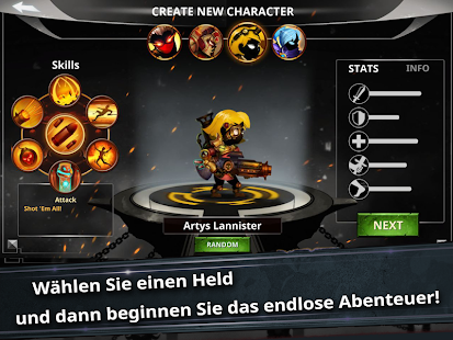 Stickman Legends: Shadow Wars Screenshot