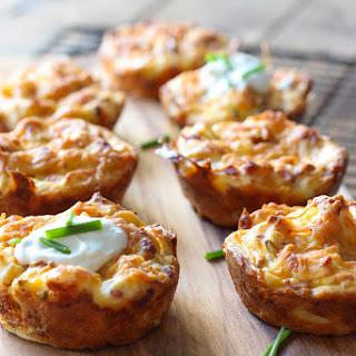 Baked Mashed Potato Puff Recipes