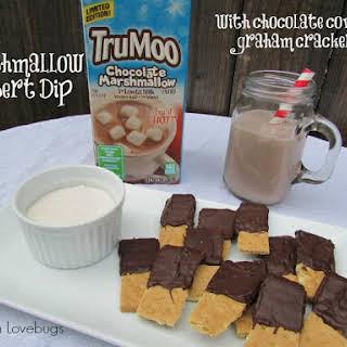 Marshmallow Dessert Dip 0.