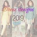 latest dress designs for ladies 2019 icon