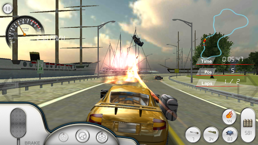 Armored Car HD (Racing Game)  screenshots 12