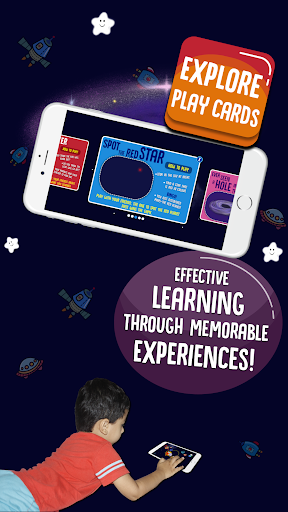 Solar Family - Planets of Solar System for Kids  screenshots 5