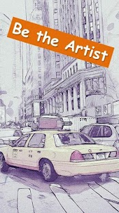Photo Editor - cartoon Art Filter - náhled