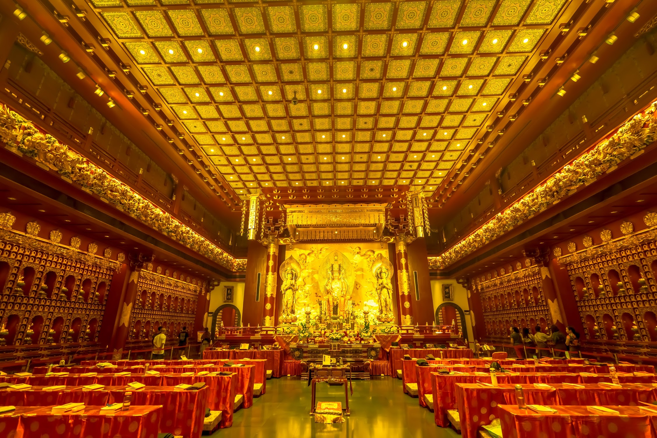 Singapore Buddha Tooth Relic Temple and Museum2