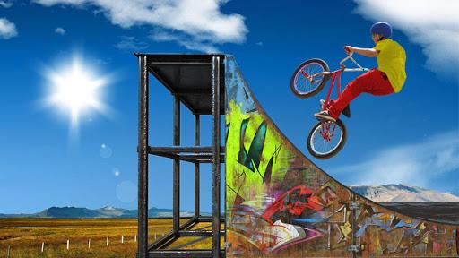 BMX Bike Stunt 2019 : Tricky Bicycle parkour Game 1.0.7 Mod screenshots 5