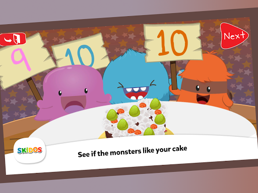 Kids Bakery Story ?:Preschool Math Learning Games 13 screenshots 16