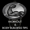 Workout & Body Building Tips icon
