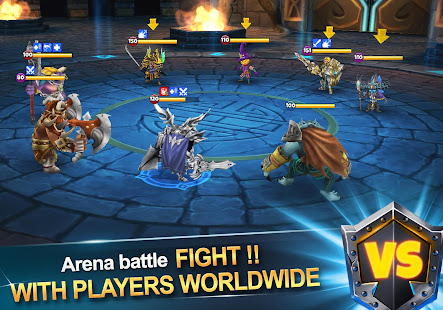 Hack Game Heroes Guardian: Dark Genesis apk free