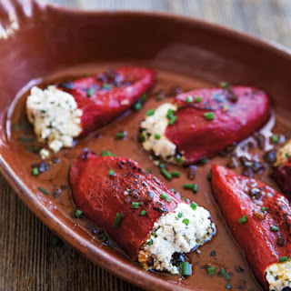 Stuffed Piquillo Peppers.