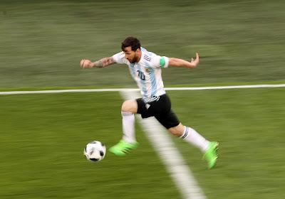 Copa America : L'Argentine et le Chili se hissent en quart de finale, Lionel Messi égale un record