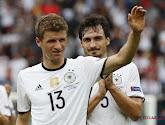 Le Bayern Munich n'a pas compris l'éviction de Muller, Boateng et Hummels avec la Mannschaft