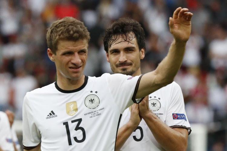 Le Bayern Munich réagit à la non-sélection de ses trois joueurs avec la Mannschaft
