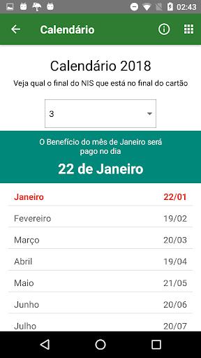 Bolsa Famu00edlia 2018 Parcelas e Calendu00e1rio 1.2.0 screenshots 2