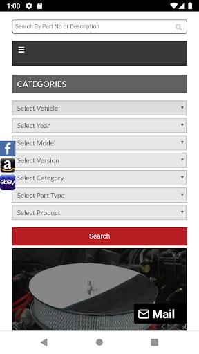 Buy Auto Parts In USA  u2013  Car Parts Online Shop screenshots 1