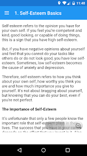 How to Build Self Esteem- screenshot thumbnail
