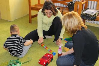 Photo: Prezentácia pomôcok na rozvoj stimulácie