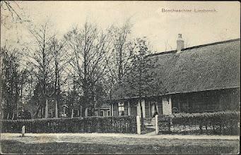 Photo: 1907 Boswachterswoning Liesbos