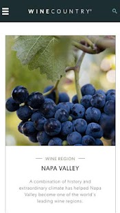Napa and Sonoma WineCountry- screenshot thumbnail