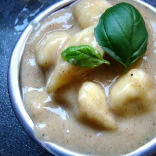 Raw Vegan Banana Curry Recipe (Indian Dinner Meal).