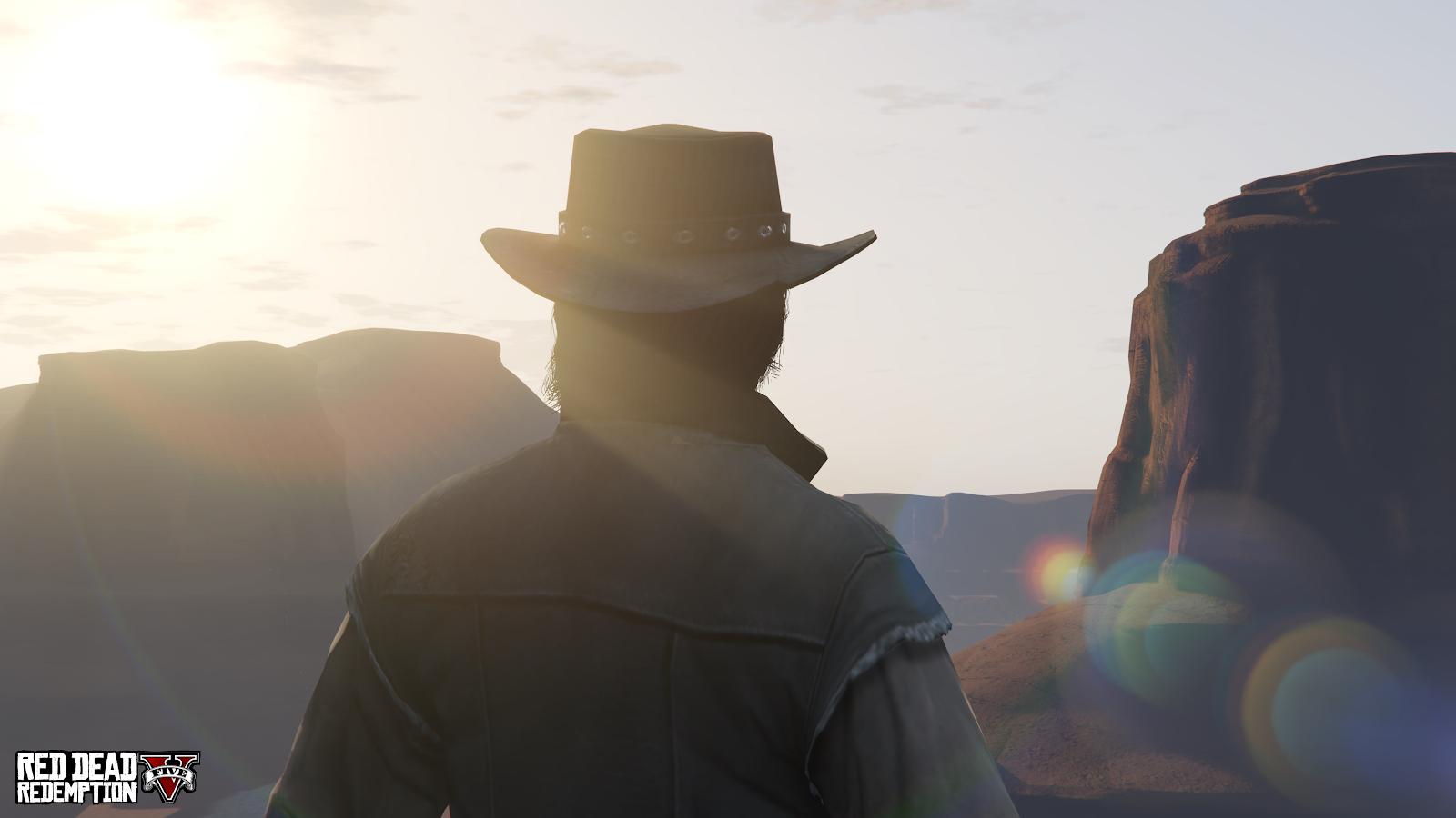 Un mod para GTA V basado en Read Dead Redemption