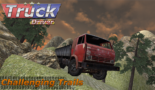 3D Truck Driver Offroad