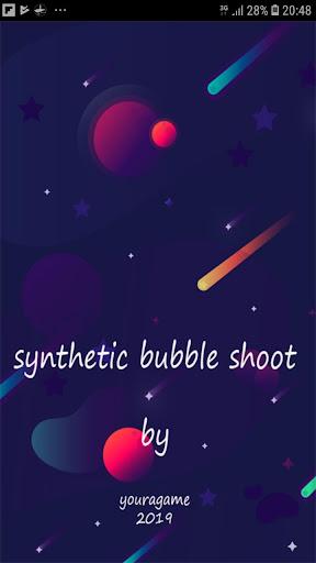 Synthetic Bubble Shoot 2.1.1 screenshots 1