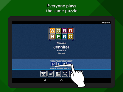 WordHero Best Family game - screenshot thumbnail