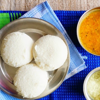 How to Make Soft Steamed Idlis Recipe