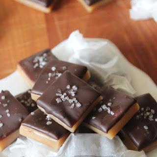 Chocolate Sea-Salt Caramels