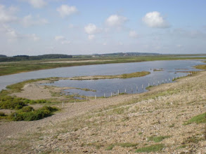 Photo: Norfolk Coast Path - From Wiveton to Cromer - Cley and Salthouse Marshes